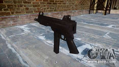 Gun SMT40 no butt icon2 for GTA 4 second screenshot