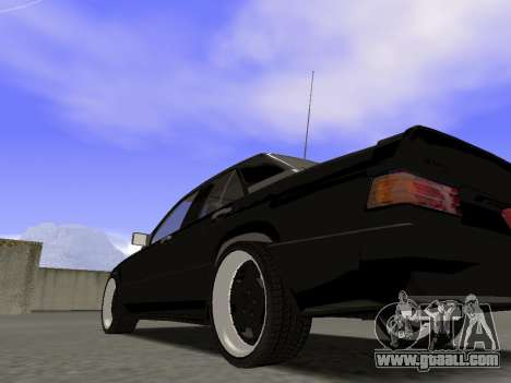 Mercedes-Benz 190E 3.2 AMG for GTA San Andreas left view