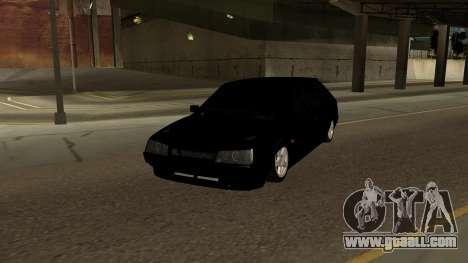 VAZ 2109 Turbo for GTA San Andreas