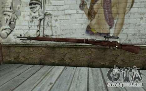The Mosin (Battlefield: Vietnam) for GTA San Andreas