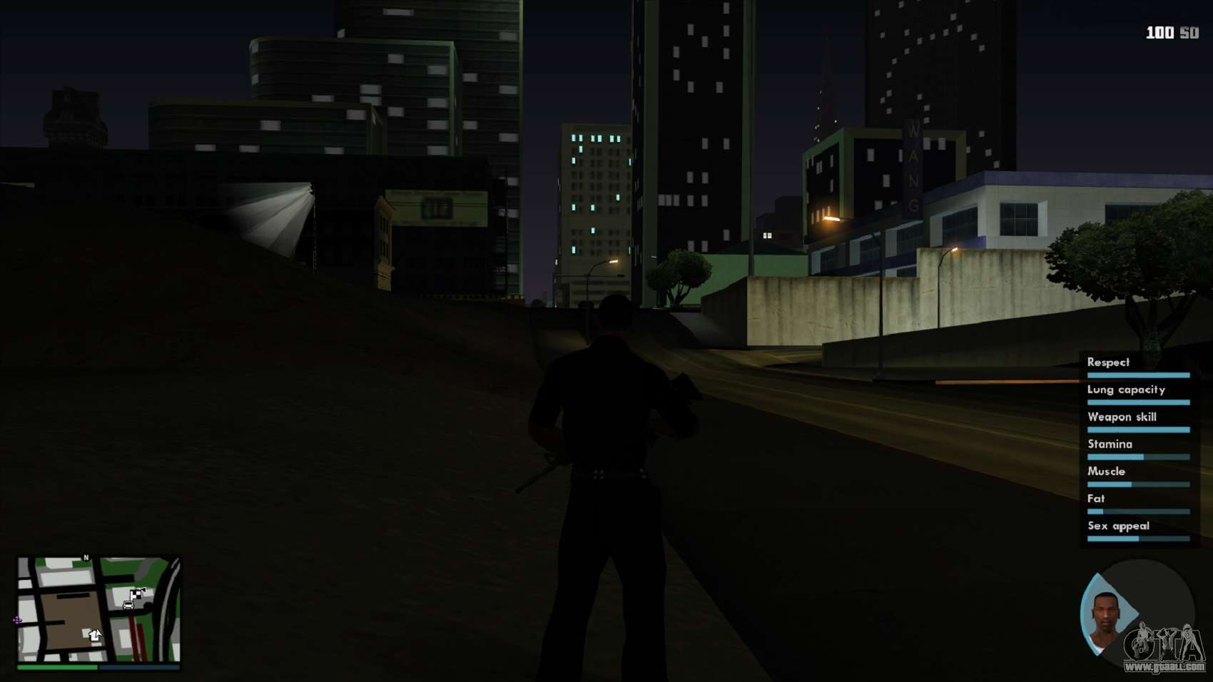gta 5 san andreas v5.5 apk + data mod gta 5
