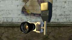Camera from Beta Version