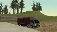 Mitsubishi Fuso 2010 for GTA San Andreas
