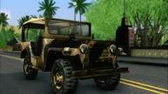Iguana From Mercenaries 2 World in Flames for GTA San Andreas