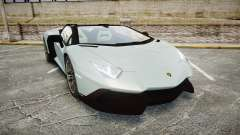 Lamborghini Aventador 50th Anniversary Roadster for GTA 4