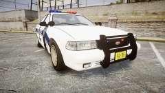 GTA V Vapid Cruiser LP [ELS] for GTA 4