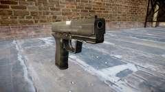 Pistol Taurus 24-7 black icon1 for GTA 4