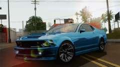 GTA 5 Dominator for GTA San Andreas