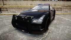 GTA V Annis Elegy RH8 Police [ELS]