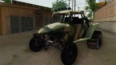 Military Buggy for GTA San Andreas