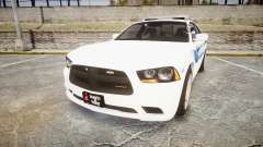 Dodge Charger RT 2013 PS Police [ELS] for GTA 4