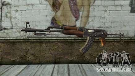 Тип 56-1 (АКМС) from Battlefield: Vietnam for GTA San Andreas