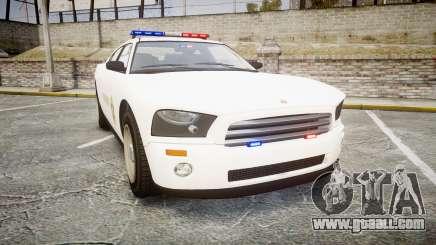 GTA V Bravado Police Buffalo [ELS] for GTA 4