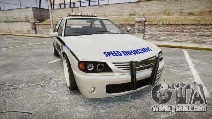 Declasse Merit Police Patrol Speed Enforcement for GTA 4