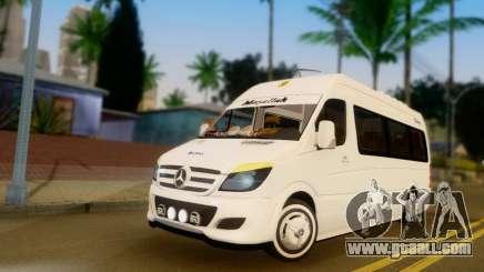 Mercedes-Benz Sprinter School Bus for GTA San Andreas