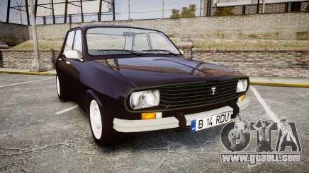 Dacia 1300 for GTA 4