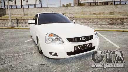 VAZ-Lada Priora 2170 for GTA 4