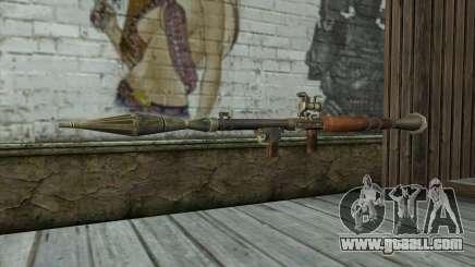 РПГ-7В from Battlefield: Vietnam for GTA San Andreas