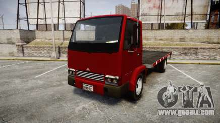 Maibatsu Mule Trail package for GTA 4