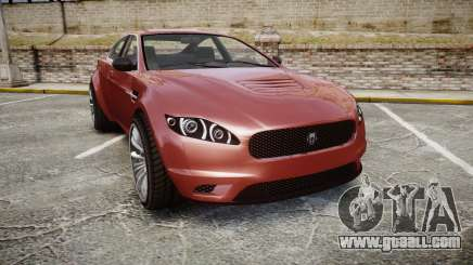GTA V Ocelot Jackal for GTA 4