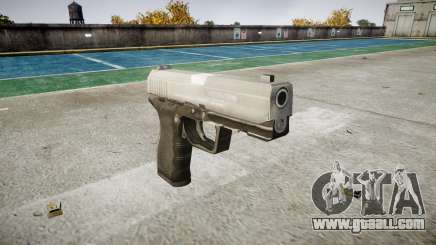 Pistol Taurus 24-7 titanium icon3 for GTA 4