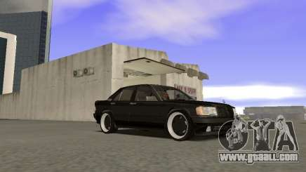 Mercedes-Benz 190E 3.2 AMG for GTA San Andreas