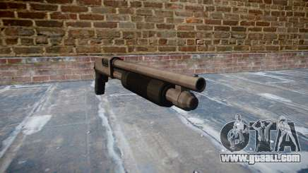 Riot shotgun Mossberg 500 icon1 for GTA 4
