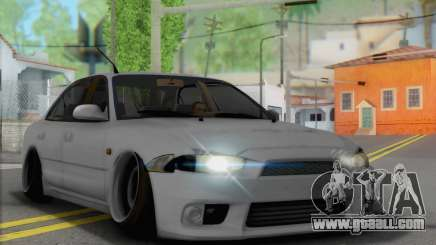 Proton Wira Slammed for GTA San Andreas