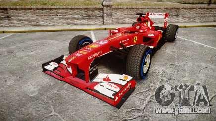 Ferrari F138 v2.0 [RIV] Alonso TFW for GTA 4