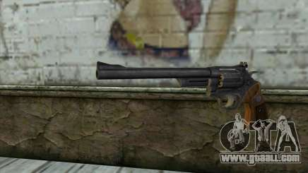 Revolver .44 Magnum from Battlefield: Vietnam for GTA San Andreas
