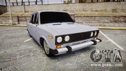 VAZ-2106 six for GTA 4