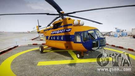 Mi-8 for GTA 4