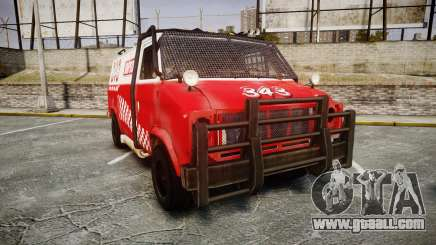 Kessler Stowaway Simpson for GTA 4