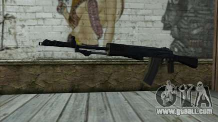 Machine Nikonov for GTA San Andreas