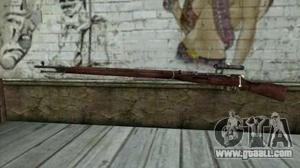 The Mosin (Battlefield: Vietnam) for GTA San Andreas