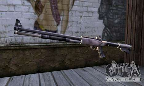 Chromegun Standart for GTA San Andreas