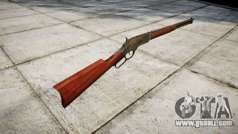Winchester 1873 for GTA 4 second screenshot