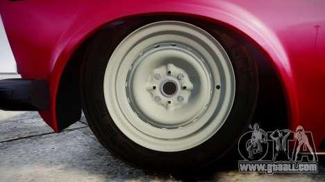 VAZ-21067 for GTA 4 back view