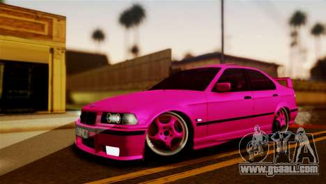 BMW M3 E36 - MKN for GTA San Andreas