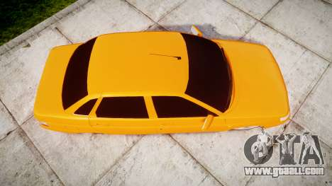 ВАЗ-2110 Bogdan rims1 for GTA 4 right view