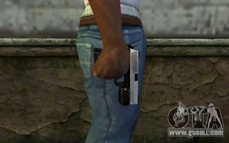 Pistol from Deadpool for GTA San Andreas third screenshot