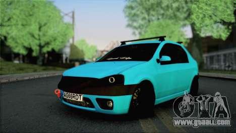Dacia Logan Simply Clean for GTA San Andreas