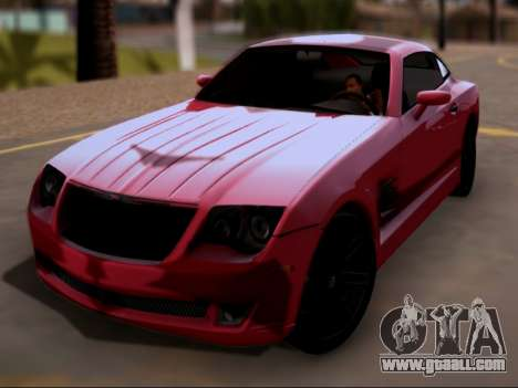 GTA 5 Fusilade for GTA San Andreas