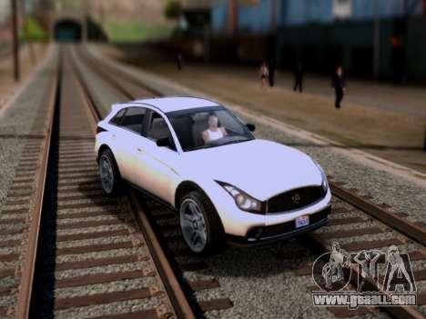 Fathom FQ2 GTA V for GTA San Andreas