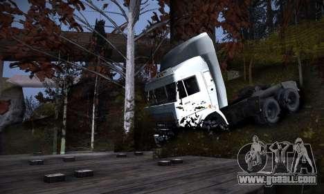 Track for off-road 2.0 for GTA San Andreas sixth screenshot