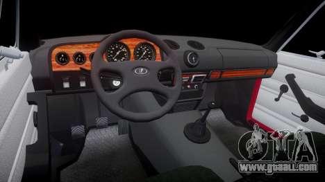 VAZ-21067 for GTA 4 inner view