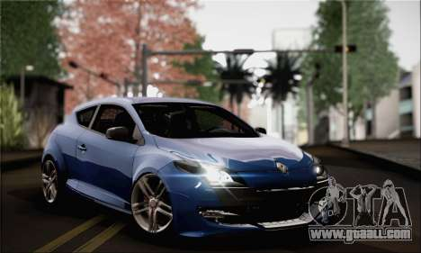 Renault Megane for GTA San Andreas