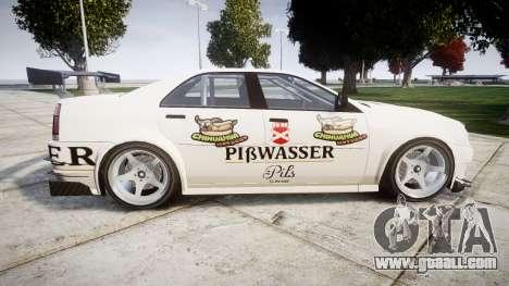 Albany Presidente Racer [retexture] Pibwasser for GTA 4 left view