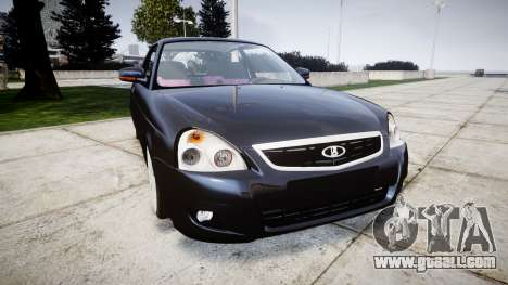 ВАЗ-21728 LADA Priora Coupe for GTA 4
