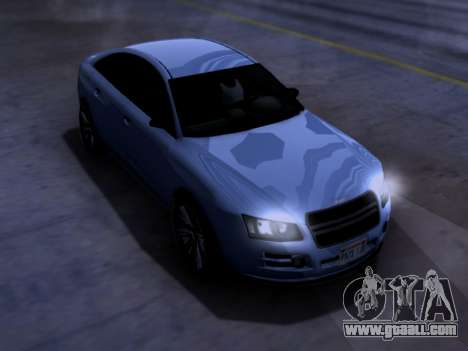 Obey Tailgater GTA V for GTA San Andreas